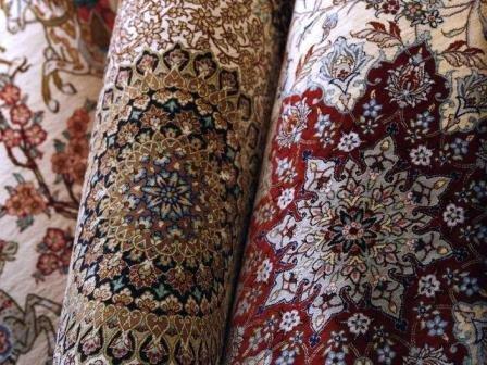 فرش دستباف گونه