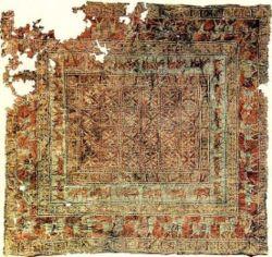 سرگذشت فرش ، نقش محراب ، کهن ترین فرش