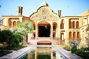 خانه های تاریخی کاشان