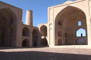 مسجد دو طبقه اردستان ، مسجد جامع اردستان