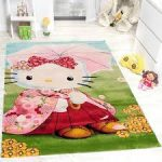 فرش اتاق کودک ، شرکت فرش گل نرگس کاشان